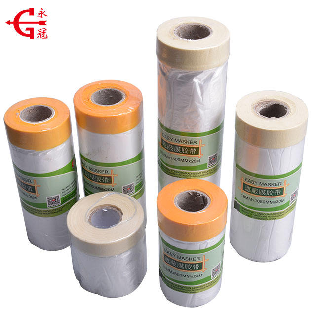 car paint plastic film cover tapes masking film