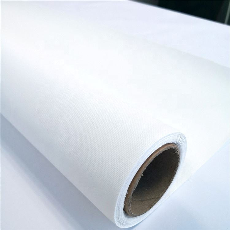 printing flag canvas material,Double side cloth polyester canvas roll