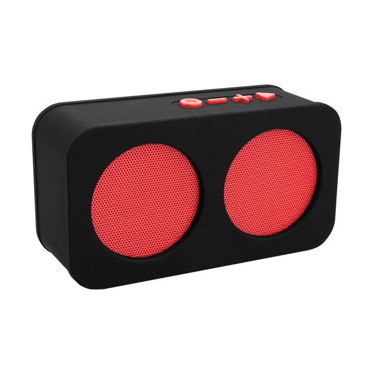 Terbaru Portable Wireless Mini Speaker Stereo Subwoofer BOOMBOX dengan USB/TF/Radio