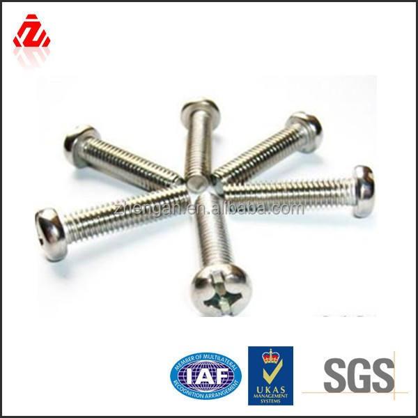 Лейте 316L нержавеющая сталь винт для декоративной мебели настил