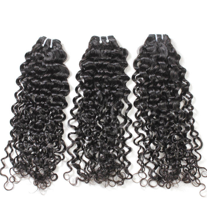 Super September beautiful extension packaging Unprocessed Italy Curl Virgin Malaysian Hair Weaving Wholesale Free sample