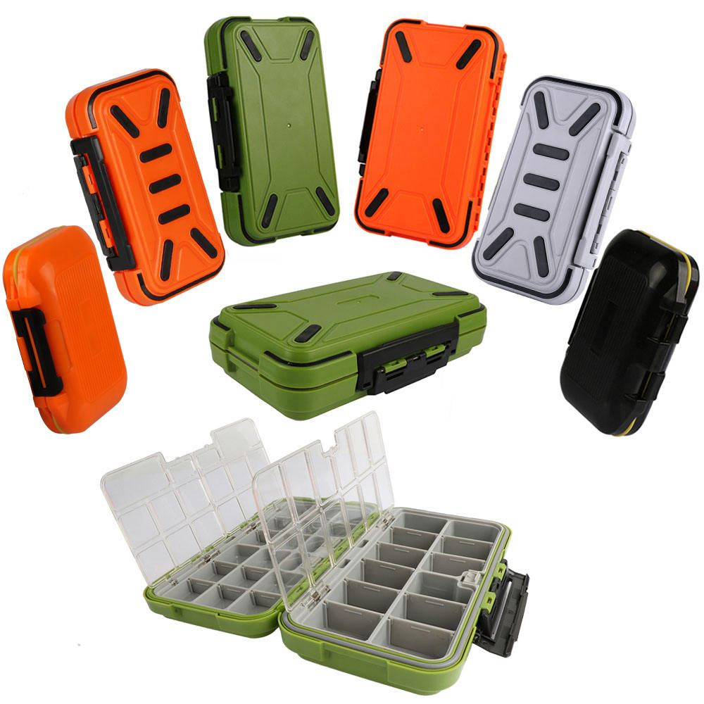 Peche Hard Plastic Storage Case Box Other Fishing Products Fishing Tackle Boxes
