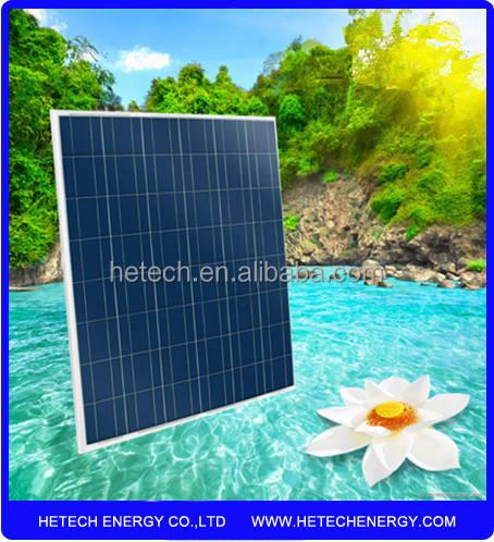 ad alta efficienza yingli cella solare 200w poli pv prezzo pannello solare
