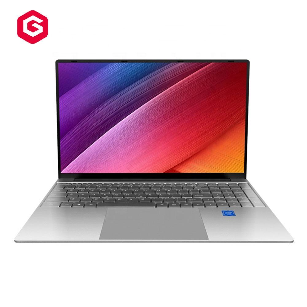 OEM Produsen 8Gb Ram Core I3 I5 I7 15.6 Win10 SSD 500GB Nirkabel Blue Custom Gamer Laptop