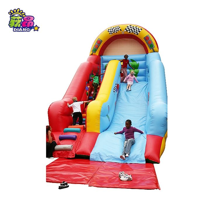 Good quality intex inflatable water slide