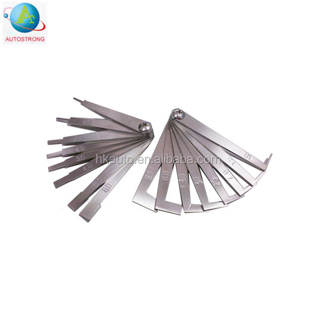 IEC60065/60598/60335 Stainless Steel Angle Test Feeler Gauge