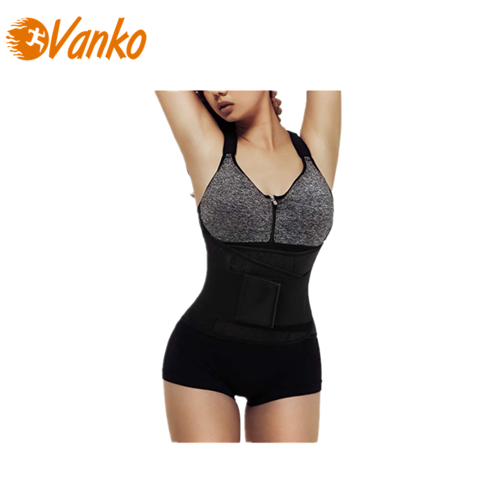 High quality body shape for losing weight sliming waist trainer belt support