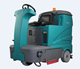 New Type Auto Floor Washing Cleaning Scrubber Machine
