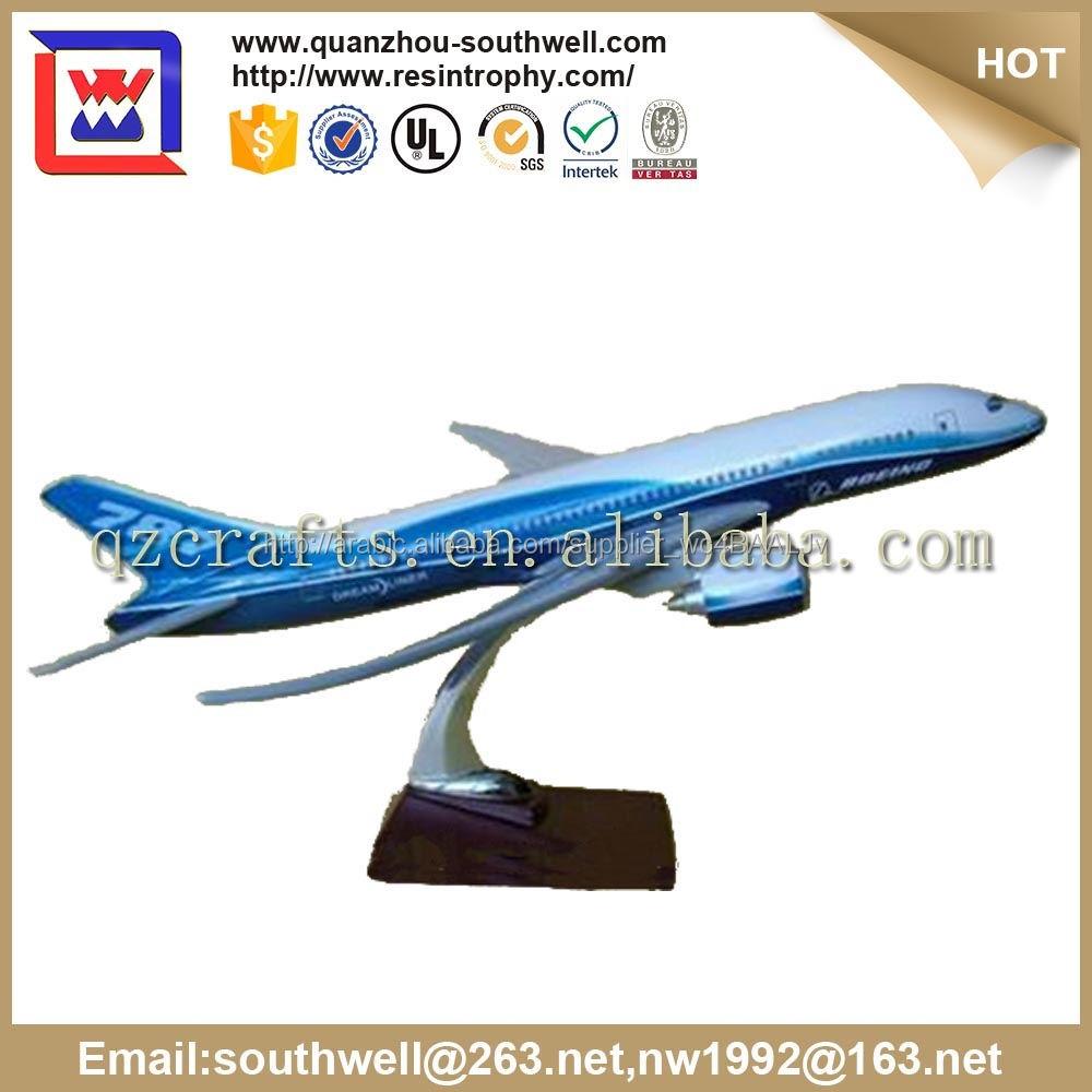 بوليريسين مصغرة لعبة الطائرة طراز <span class=keywords><strong>ايرباص</strong></span> والراتنج نموذج الطائرة الهواء طراز الطائرة ولعب الأطفال للبيع