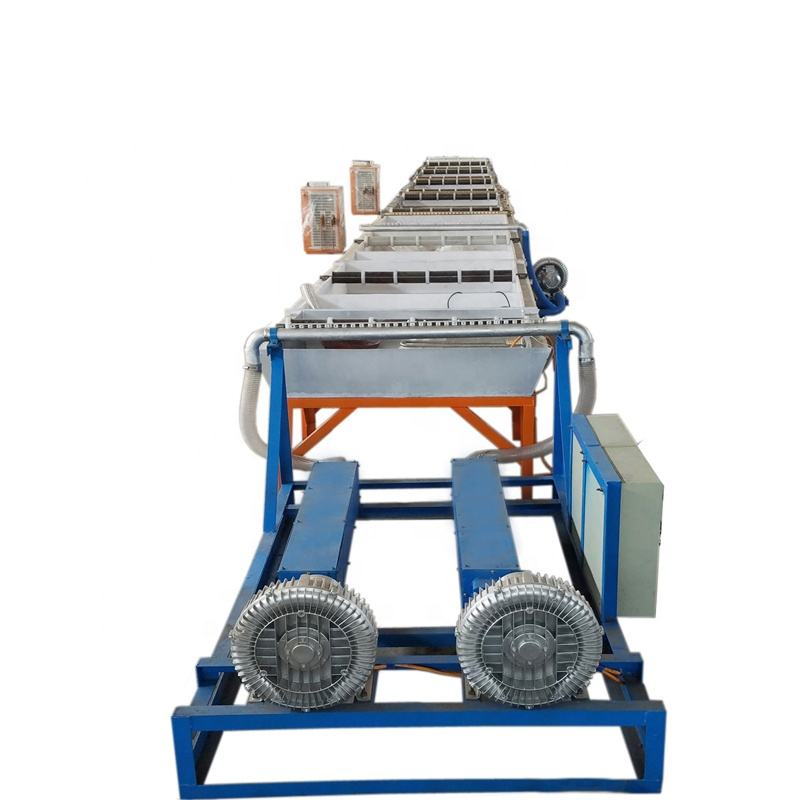 North china of Hebei electro galvanizing machine / zinc plating plant/galvanized wire production line