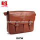 European style import leather briefcase for business mens