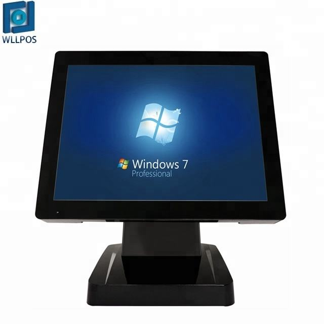15 Inch Pos All In One With Resistive Touchscreen POS Machine/trading system/calculator/WLLPOS 518D