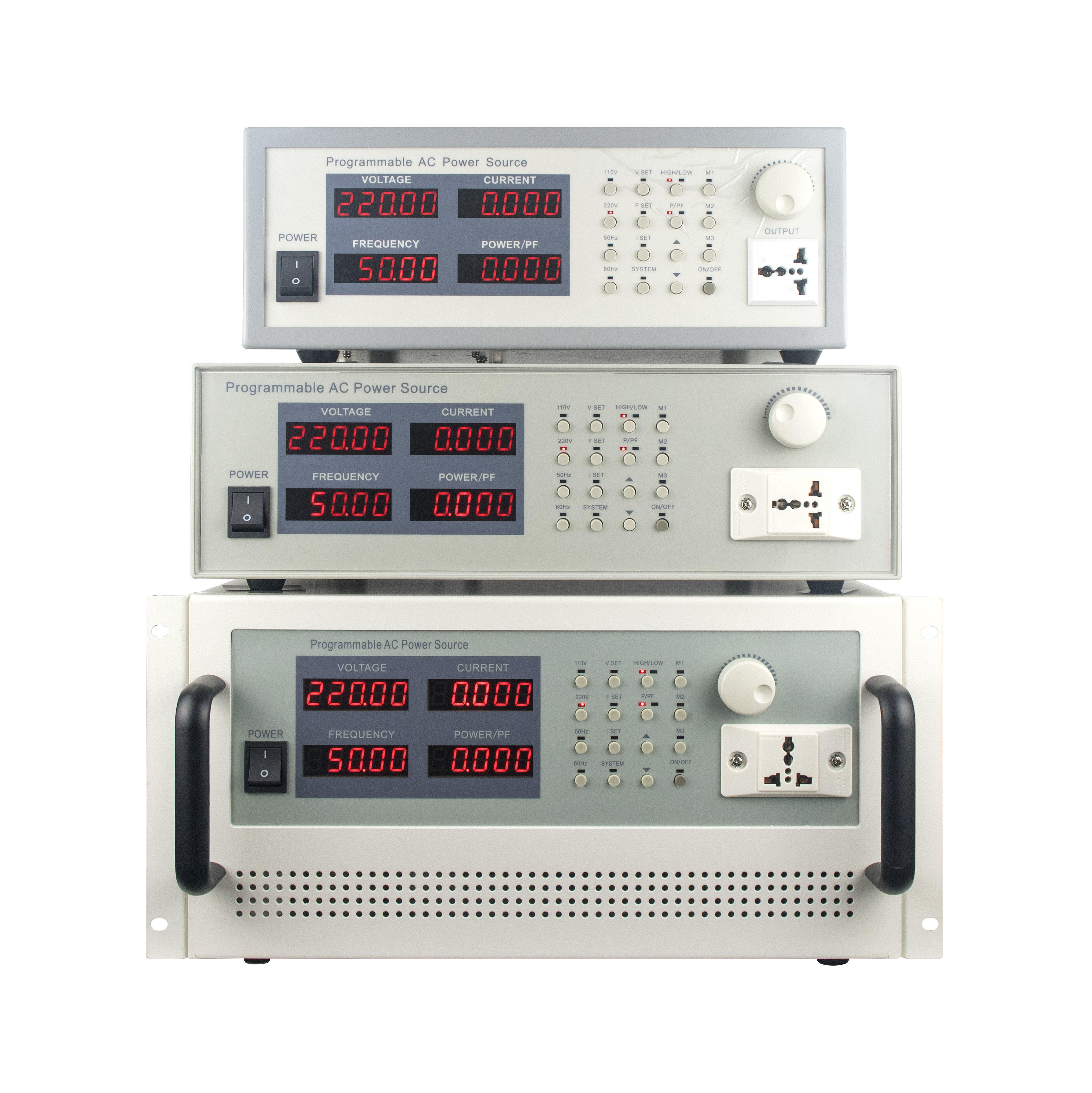 Frequency Converter Price Twintex APS-5102 2KVA 110V 220V 300V Laboratory Variable Frequency IGBT Programmable Single Phase AC Power Source