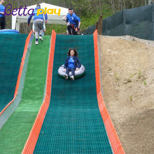 Low Friction Dry Ski Slope Snow Tiles