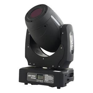 Goldbright HMH200S 150W Zoom Led Moving Head Spot Podium Verlichting Dj Lichten