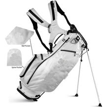 OEM or ODM Japanese style  Hote sale professional golf bag manufacturer Stand Golf Carry bags with comfortable two straps
