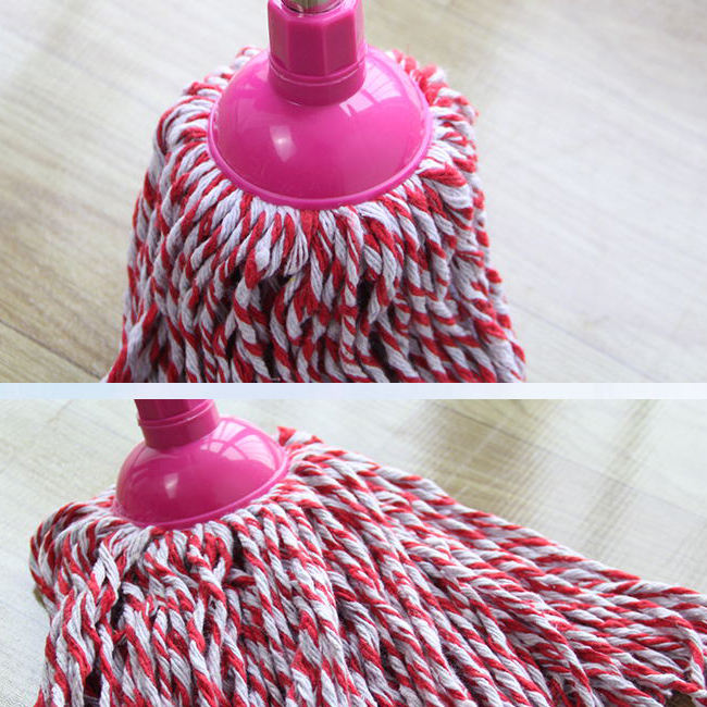 PP Mop Head Material and Stocked Feature easy mop