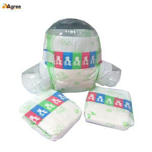 China Factory Cheap African Disposable Baby Nappy, Nappy Pads For Baby