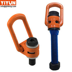 heavy duty swivel hoist ring for industrial applications/lifting eye bolts