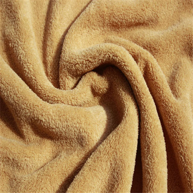 High Quality Comfortable Super Soft Polyester Sherpa Fleece