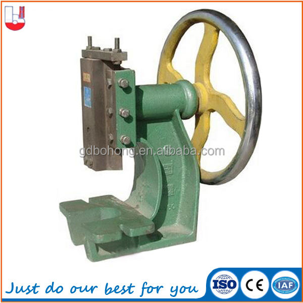 Cutting Press Punching Machine For Metal Hole Punch
