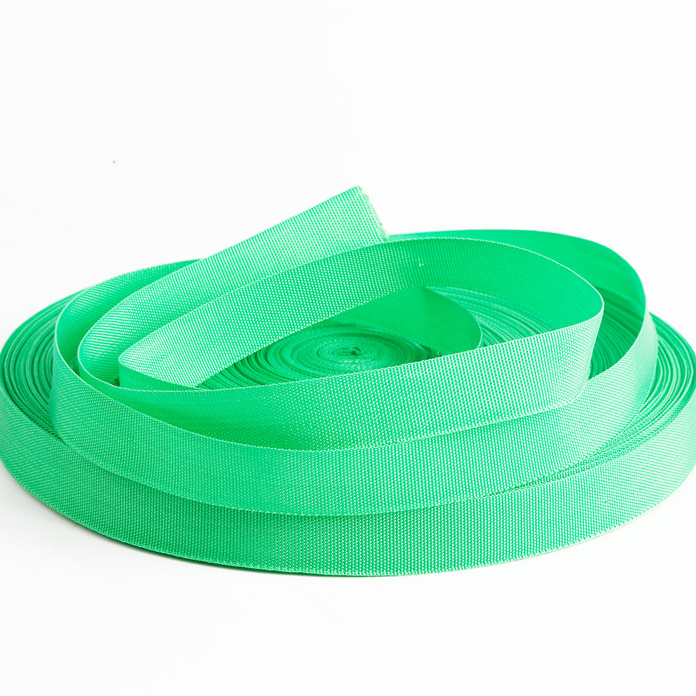 Factory stock 22mm cap tecsys webbing PP Webbing tape