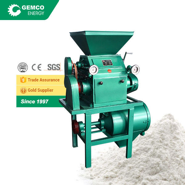 Versatile yam/cassava/rice flour making machine