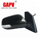 GAPV car side Mirror 5 lines right side For Corolla Door Mirror For Toyota 87910-YK010 2012-