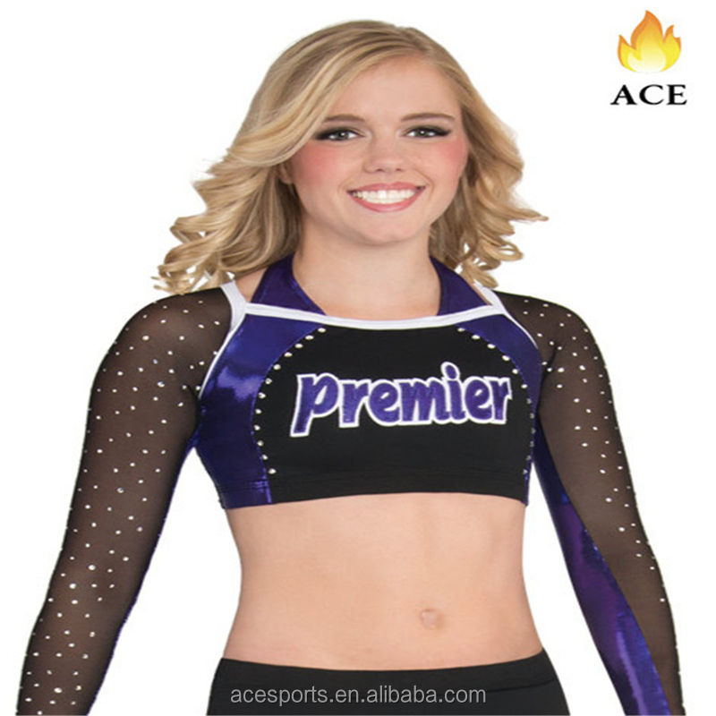 Personalizzato uniformi cheerleading, uniformi cheerleading, cheer danza costumi