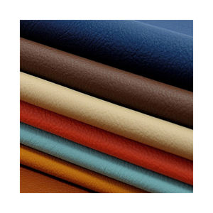 Wholesale Faux Imitation Synthetic PU PVC Leather Fabric for Clothing/ Belts/ Handbags