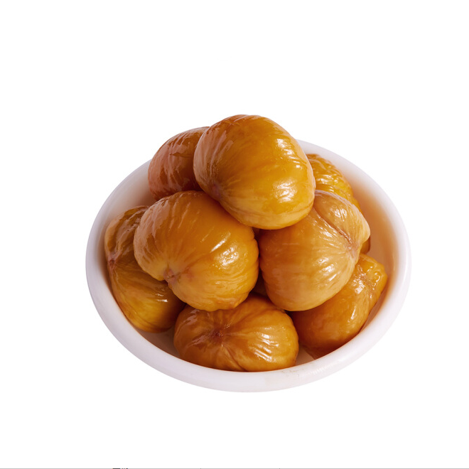 Popular in Italy nut snacks Ready to eat chestnuts Roasted Chestnut kernels