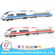 Newest 4ch plastic electric high speed bullet rc train