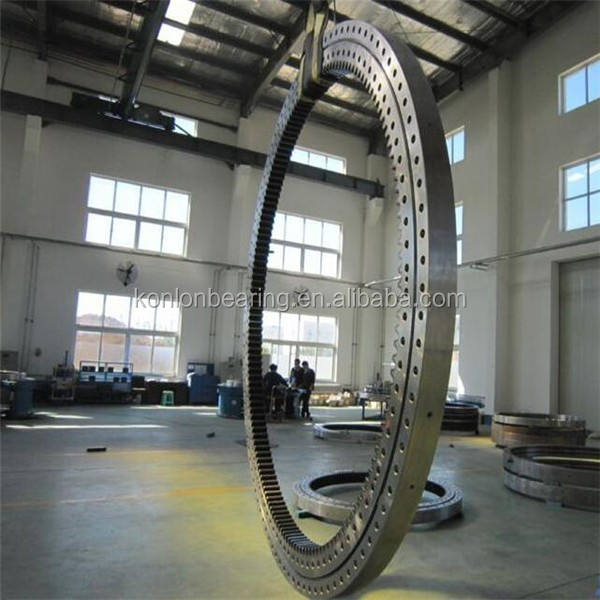 Four-Point Contact Ball Excavator Slewing Ring Gear Bearing