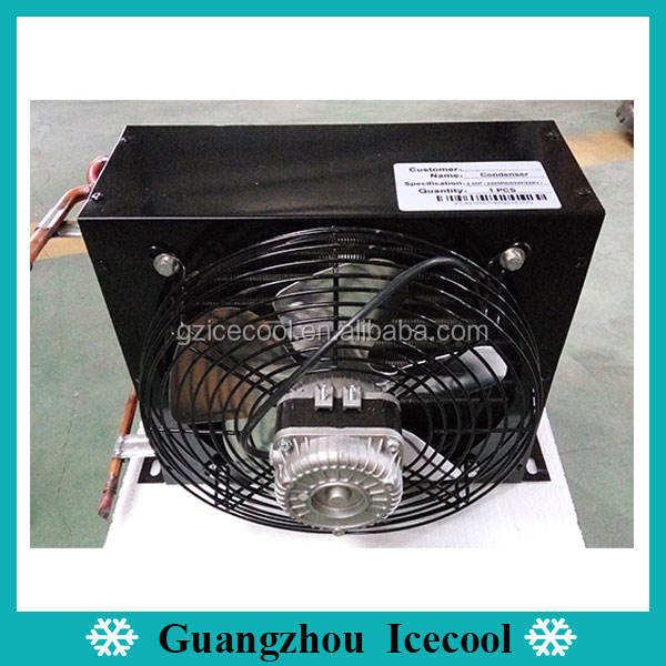 3/4HP Air Cooled Refrigerator Condenser for Small Condensing Unit