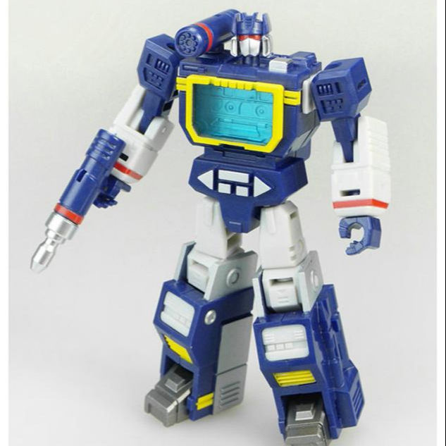 Transformation Mech Planet MFT HS03 Soundwave Intelligence Officer ABS Action Figure ร้อนทหาร Wave Sound Mini ของเล่นเด็กของขวัญ