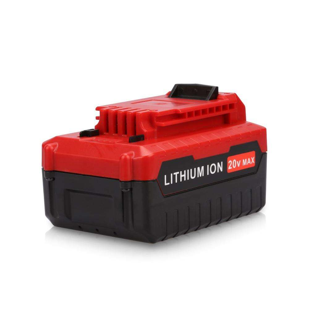 Powerful 20V MAX Lithium ion Cordless Tools Replacement Battery PCC685L For Porter Cable 18V 6.0Ah Drills Combo Kits Battery