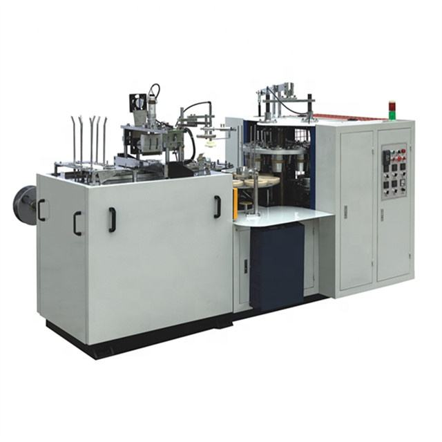 RUIDA China Manufacturer Supply High quality paper noodle bowl making machine(MB-S35)