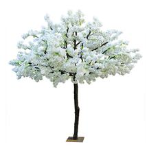 Factory sale outdoor artificial decorative cherry blossom trees wedding decoration