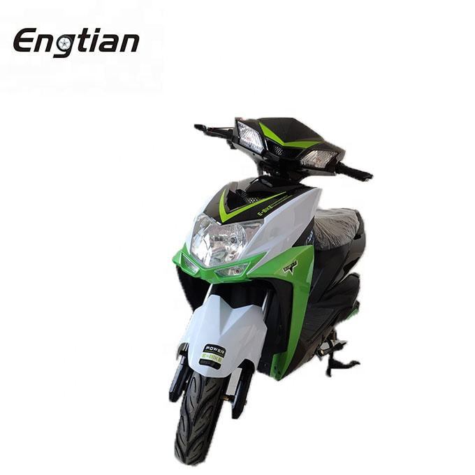 India China Popular Cheap 1000W 48v 60v CKD Electric Scooter for Adults