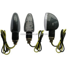 Hot sale in Europe E-MARK certificate motorcycle led turn signal light motorcycle led indicators