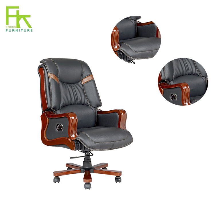 Comfort Luxe Lederen Swivel racing pc gamer gaming office stoel