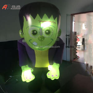 Frankenstein Inflatable Quái Vật Costume