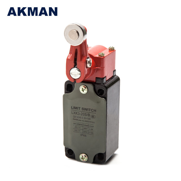 AKMAN China Wholesale Shops Safety LXK Series Magnetic Low Voltage Limit Switch