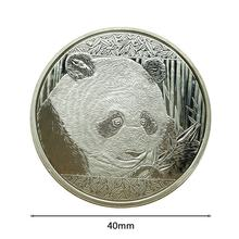 Chinese National Treasures Giant Panda Commemorative Coins COINS customized