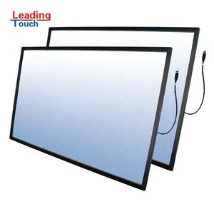 "23"" 16:9 IR infrared usb multi touch screen overlay kits without glass"