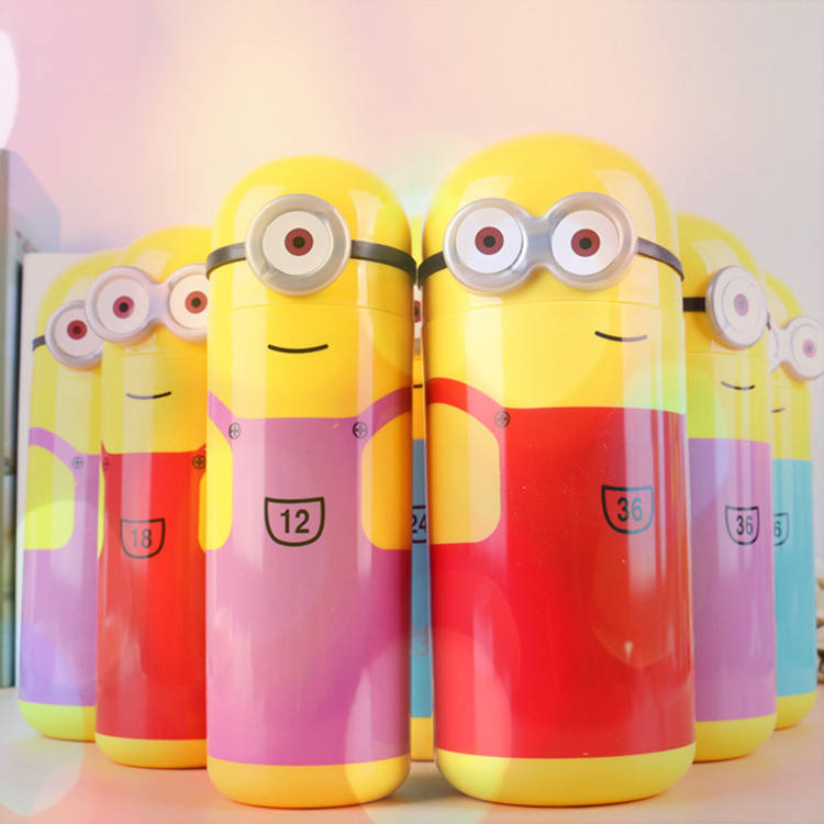 Wholesale 24 Color Small Yellow Person Non - toxic Painting Graffiti Colored Pen