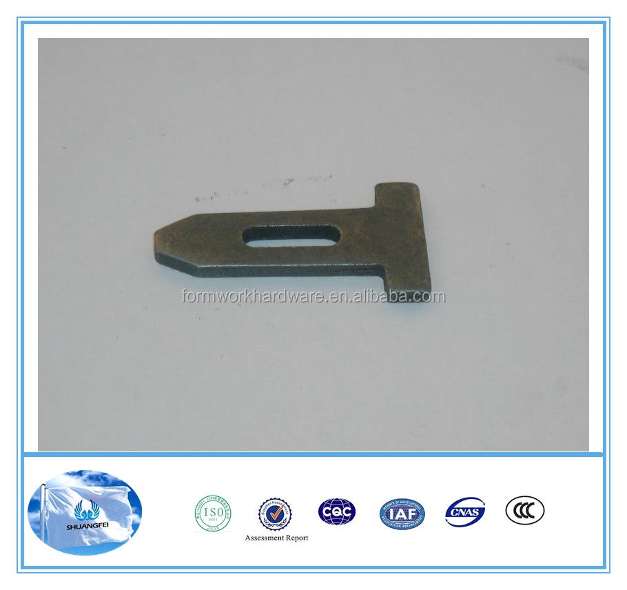 Scaffolding Concrete Formwork form long/short/standard wedge pin, wedge bolt