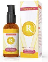 OEM Retinol Serum 2.5% with Hyaluronic Acid,Vitamin E & C,Firming & Tightening Face & Neck Serum Boosts Collagen Production