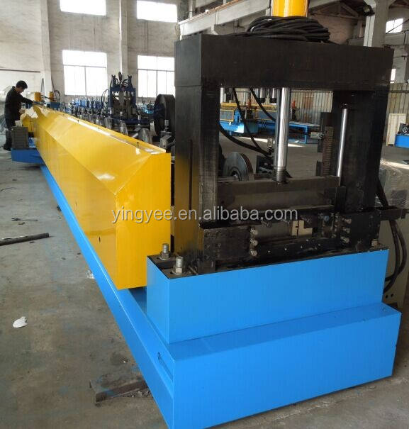 aluminum cable tray roll forming machine manufacturer/cable tray production line