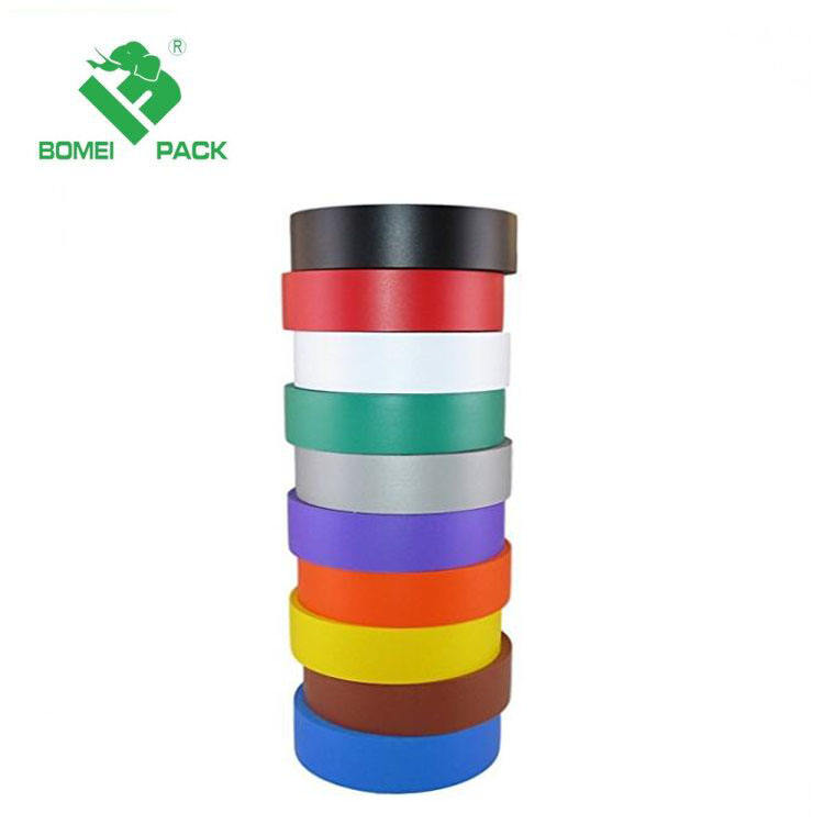 Heat Resistant PVC Insulation Tape Electrical Tape
